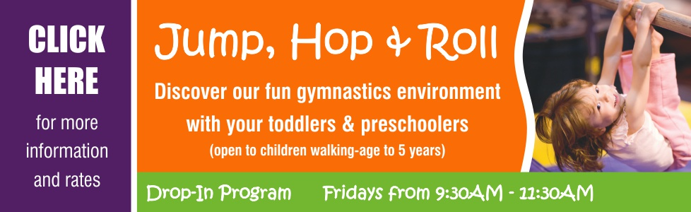 Jump, Hop & Roll Program Information Link