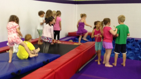 gymnastics groups