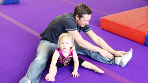 kelowna preschool gymnastics