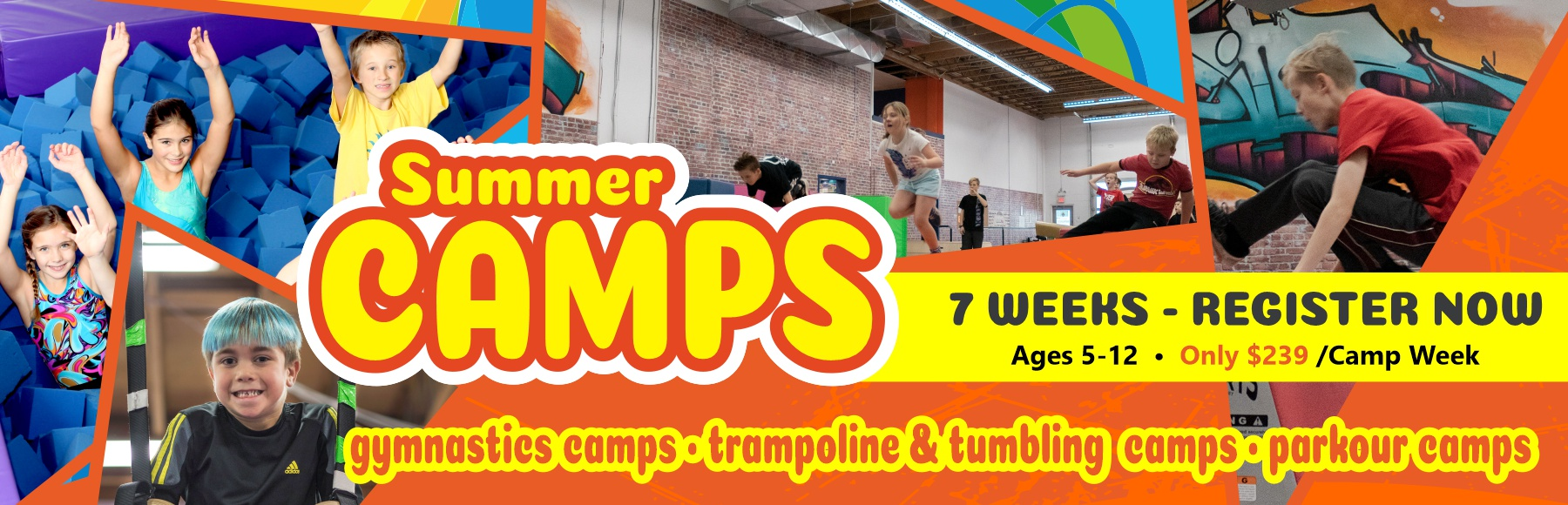 kelowna gymnastics summer camps 2019