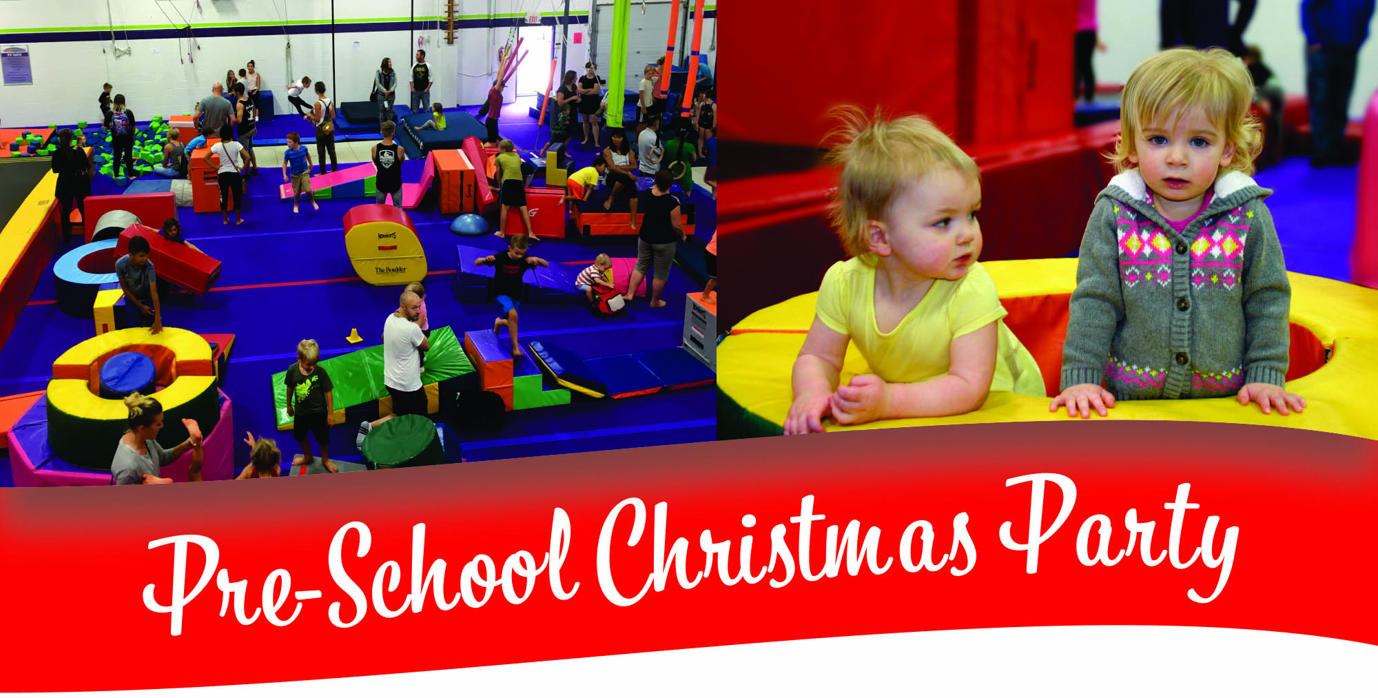 kelowna gymnastics preschool christmas party