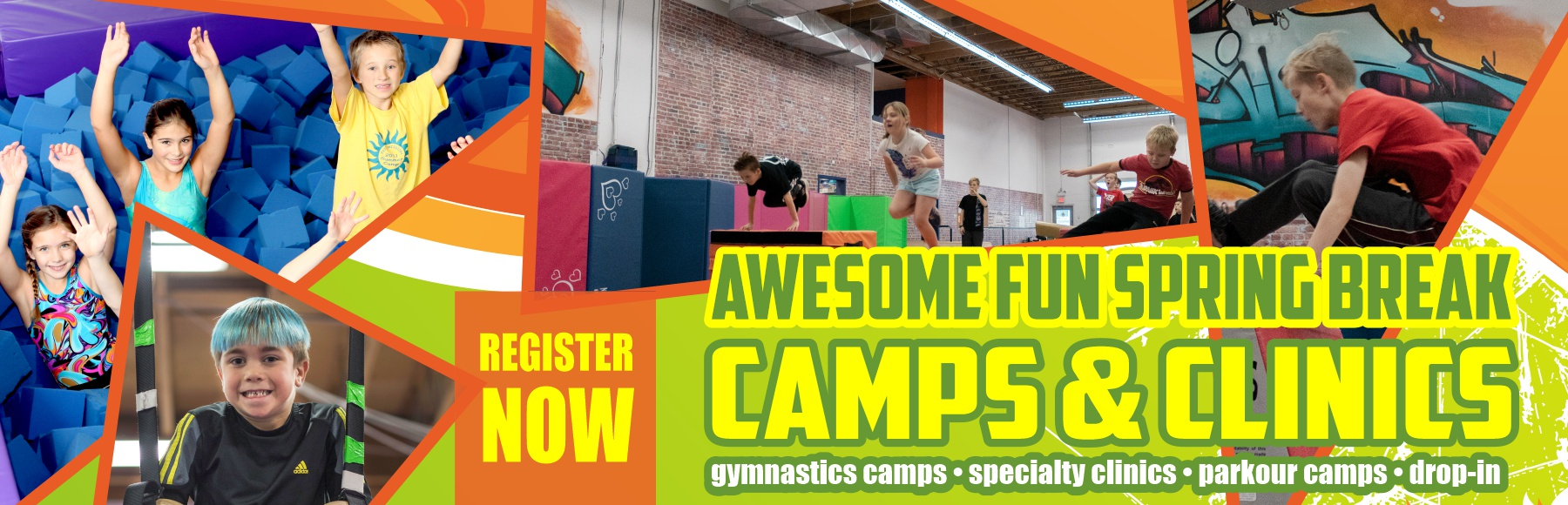 Kelowna gymnastics spring break camps